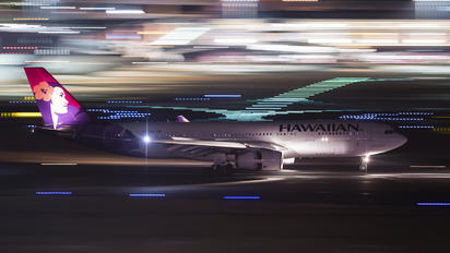 N370HA - Hawaiian Airlines Airbus A330-200
