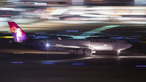 N370HA - Hawaiian Airlines Airbus A330-200 aircraft
