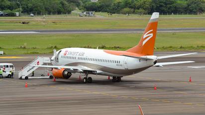 N531AU - US Airways Boeing 737-300