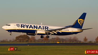 EI-FOY - Ryanair Boeing 737-800