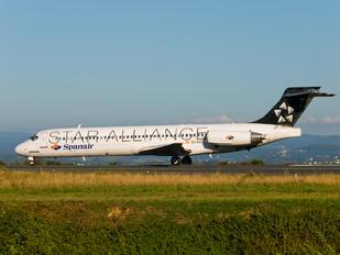 EC-KCZ - Spanair McDonnell Douglas MD-87