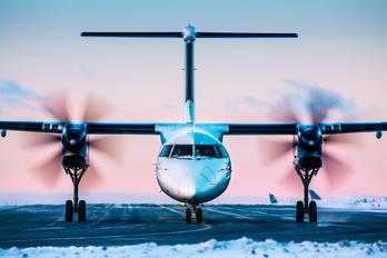 C-GIJZ - Air Canada Express de Havilland Canada DHC-8-400Q / Bombardier Q400