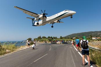 SX-BIT - Olympic Airlines de Havilland Canada DHC-8-400Q / Bombardier Q400