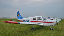 OO-EBU - Aero Club-Ursel Piper PA-28 Cadet aircraft