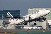 F-GKXP - Air France Airbus A320 aircraft
