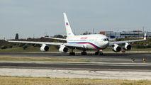 RA-96018 - Rossiya Ilyushin Il-96 aircraft