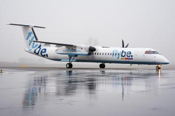 G-ECOA - Flybe de Havilland Canada DHC-8-400Q / Bombardier Q400
