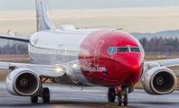 LN-NIB - Norwegian Air Shuttle Boeing 737-800 aircraft