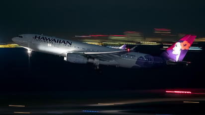 N399HA - Hawaiian Airlines Airbus A330-200