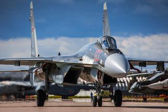 RF-95242 - Russia - Air Force Sukhoi Su-35