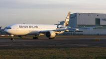 ZK-OKO - Air New Zealand Boeing 777-300ER aircraft