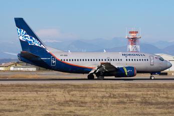 VP-BQI - Nordavia Boeing 737-500