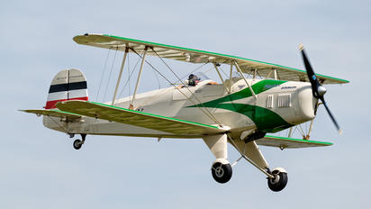 SP-YGK - Private Bücker Bü.131 Jungmann