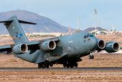 Rare Military visit to Tenerife Sur title=