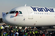 First A321 For Iran Air title=