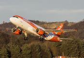 G-EZTC - easyJet Airbus A320 aircraft
