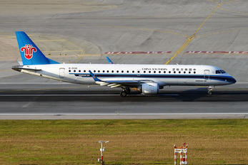 B-3138 - China Southern Airlines Embraer ERJ-190 (190-100)