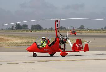 EC-GA4 - Private Magni M-16 Tandem Trainer