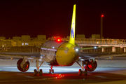 G-ZBAS - Monarch Airlines Airbus A320 aircraft