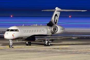 EC-MMD - Private Bombardier BD-700 Global 6000