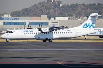 XA-MKH - Aeromar ATR 72 (all models)