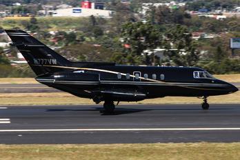 N777VW - Private Raytheon Hawker 800XP