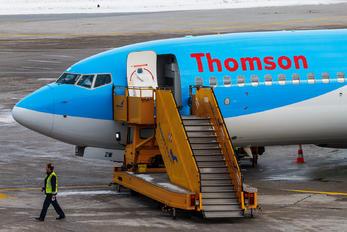 G-TAWR - Thomson/Thomsonfly Boeing 737-800