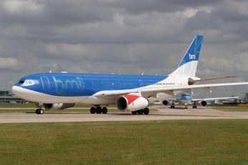 G-WWBB - BMI British Midland Airbus A330-200
