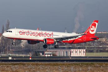 D-ABCO - Air Berlin Airbus A321