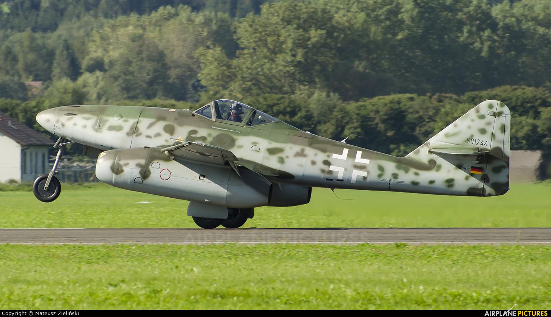 Messerschmitt Stiftung D-IMTT aircraft at Zeltweg