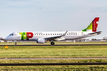 CS-TPU - TAP Express Embraer ERJ-190 (190-100)