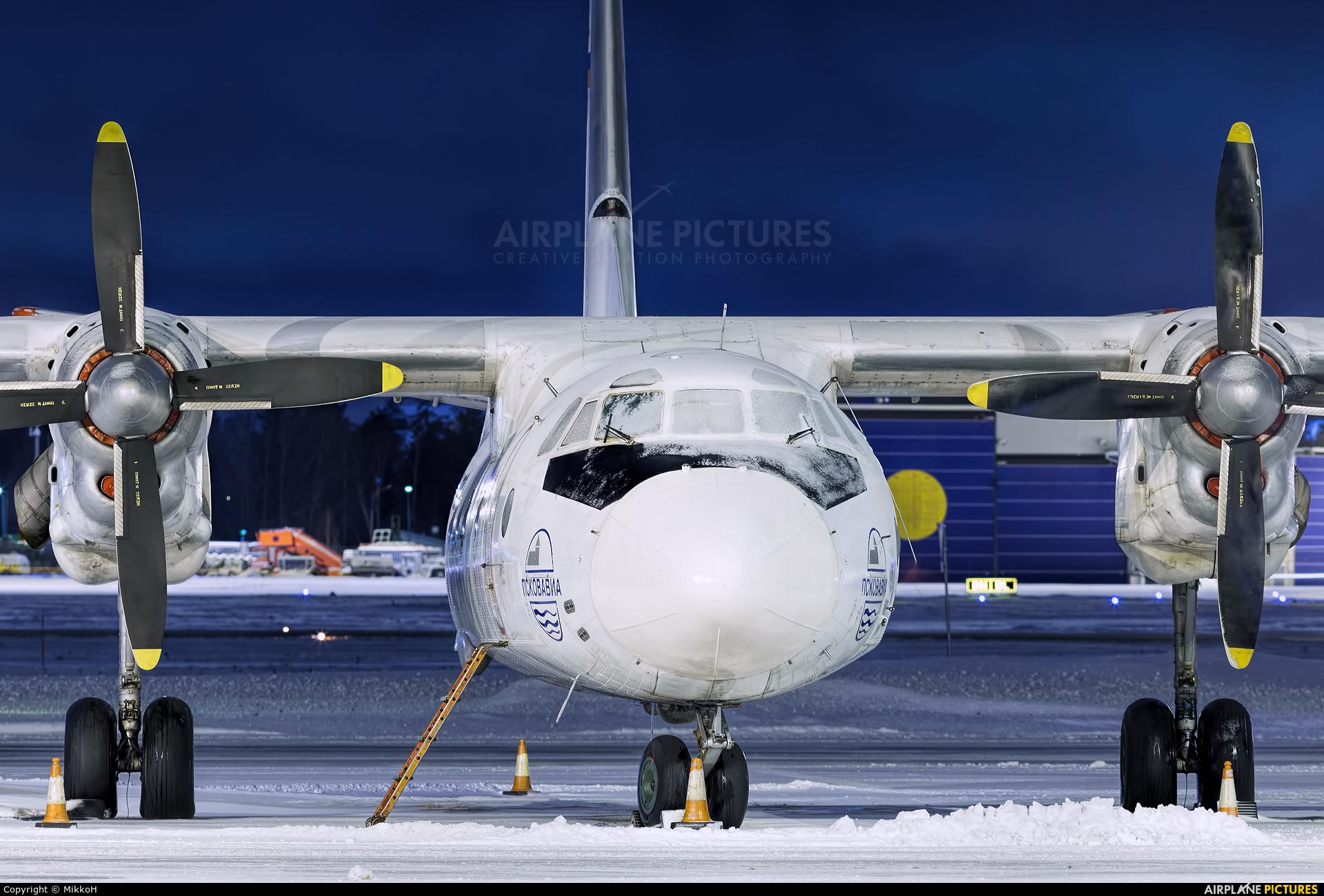 Pskovavia RA-26086 aircraft at Helsinki - Vantaa