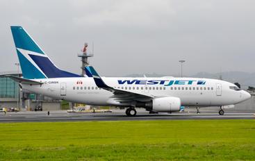 C-GWSN - WestJet Airlines Boeing 737-700