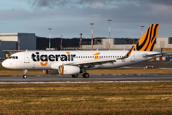 F-WWBJ - Tiger Airways Airbus A320