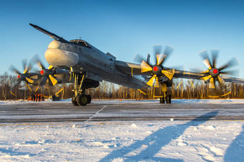 RF-94200 - Russia - Air Force Tupolev Tu-95MS