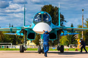 RF-95848 - Russia - Air Force Sukhoi Su-34 aircraft