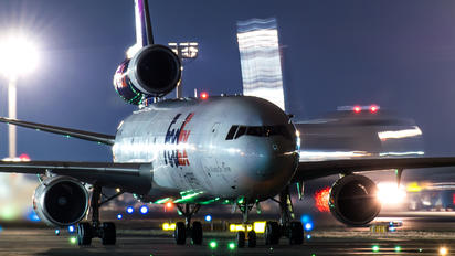 N596FE - FedEx Federal Express McDonnell Douglas MD-11F