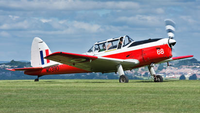G-BWNK - Private de Havilland Canada DHC-1 Chipmunk