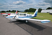 G-ATMT - Private Piper PA-30 Twin Comanche aircraft