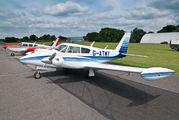 G-ATMT - Private Piper PA-30 Twin Comanche aircraft