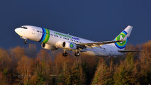 F-GZHV - Transavia Boeing 737-800 aircraft