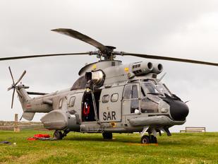HT.21-01 - Spain - Air Force Aerospatiale AS332 Super Puma
