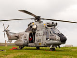 HT.21-01 - Spain - Air Force Aerospatiale AS332 Super Puma aircraft