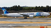 SU-GDR - Egyptair Boeing 777-300 aircraft