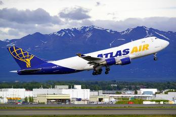 N498MC - Atlas Air Boeing 747-400F, ERF