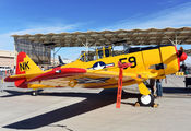 N6360G - Private North American Harvard/Texan (AT-6, 16, SNJ series) aircraft