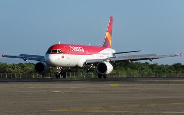 N992AV - Avianca Airbus A320