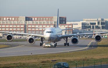D-AIHO - Lufthansa Airbus A340-600