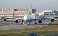 D-AIHO - Lufthansa Airbus A340-600 aircraft