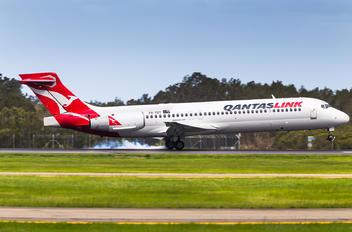 VH-YQY - QantasLink Boeing 717